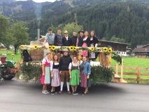 Almabtrieb Mayrhofen / Bezirkserntedank Schwaz